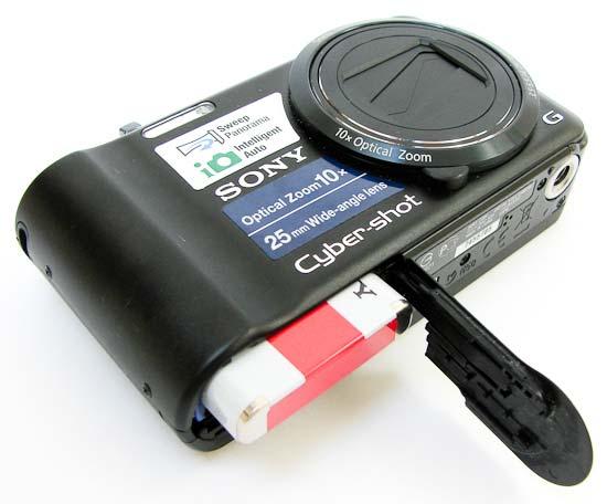 Sony CyberShot DSC-H55