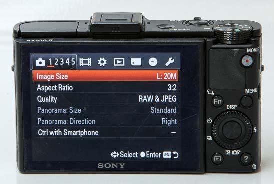 Sony Cyber-shot DSC-RX100 II