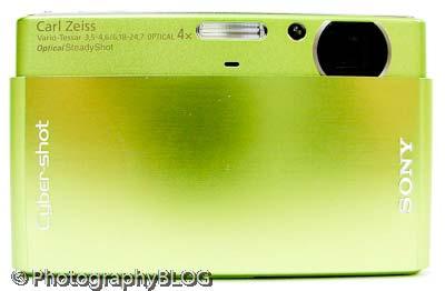 Sony Cyber-shot DSC-T77