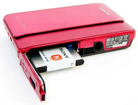 Sony CyberShot DSC-TX5