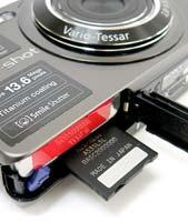 Sony Cyber-shot DSC-W300