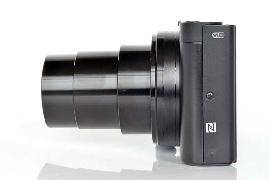 Sony CyberShot DSC-WX500