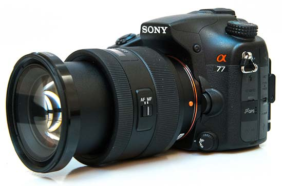 Sony DT 16-50mm F2.8 SSM