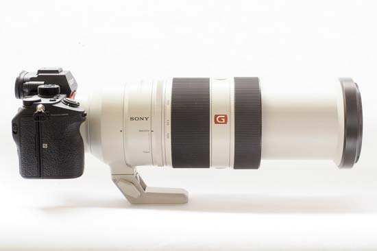 Sony FE 100-400mm F4.5–5.6 GM OSS