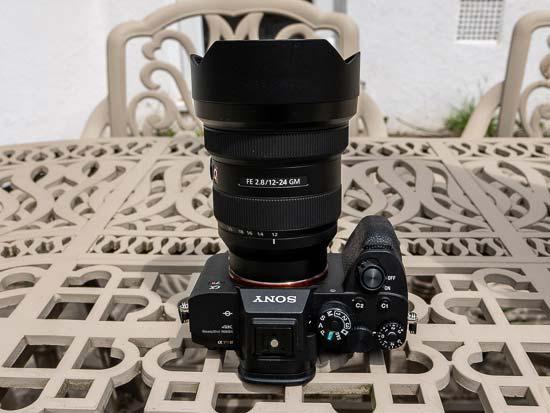 Sony FE 12-24mm F2.8 GM