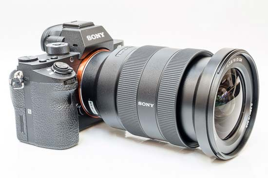 Sony FE 16-35mm F2.8 GM