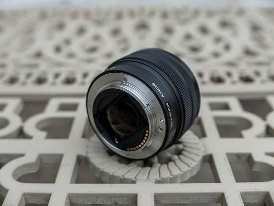 Sony FE 28-60mm F4-5.6