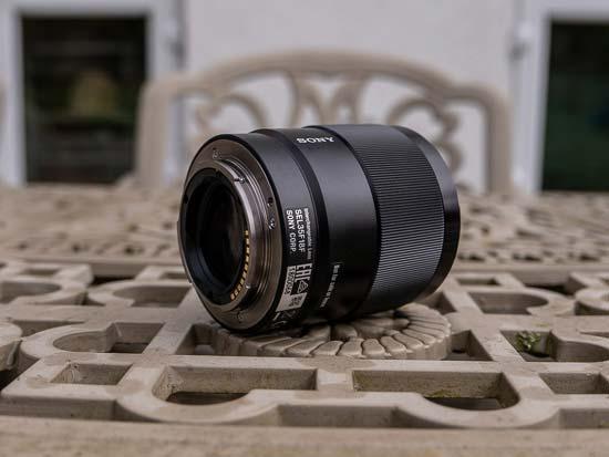 Sony FE 35mm F1.8