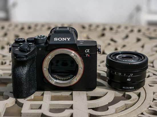 Sony FE 40mm F2.5 G