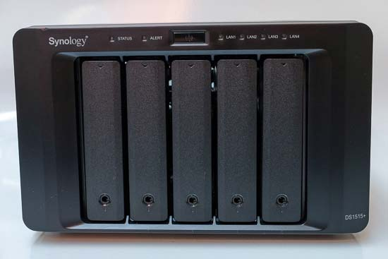 Synology DS1515+