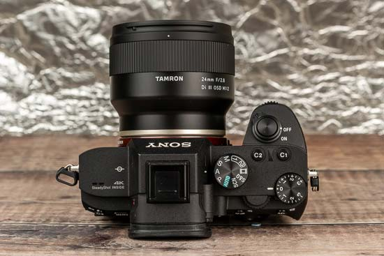 Tamron 24mm F/2.8 Di III OSD M1:2