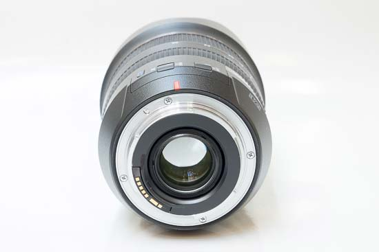 Tamron SP 15-30mm F/2.8 Di VC USD