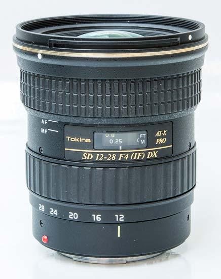 Tokina AT-X 16-28mm F2.8 Pro FX