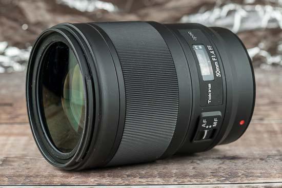 Tokina Opera 50mm F1.4 FF