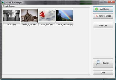 Visual Similarity Duplicate Finder