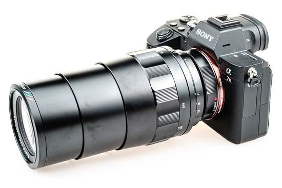 Voigtlander 110mm F2.5 Macro APO Lanthar
