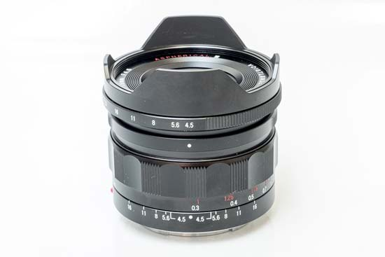Voigtlander 15mm F4.5 Super Wide Heliar