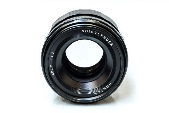 Voigtlander 40mm f1.2 Nokton Aspherical