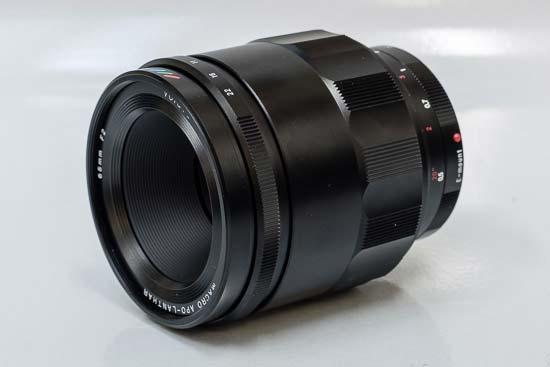 Voigtlander 65mm F2 Macro APO Lanthar