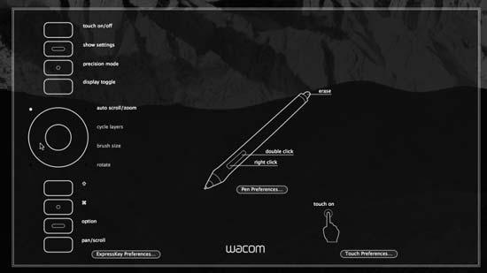 Wacom Intuos 5